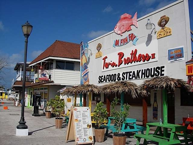 Twin Brothers Restaurants In The Bahamas