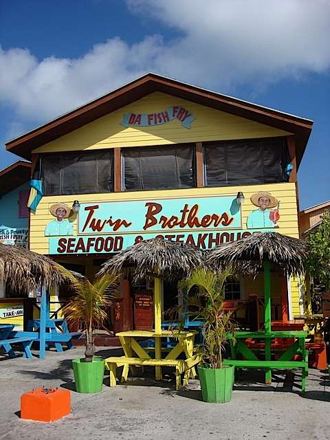 Fast Food Restaurants In Nassau Bahamas